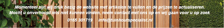 Tuinhoutspecialist.nl